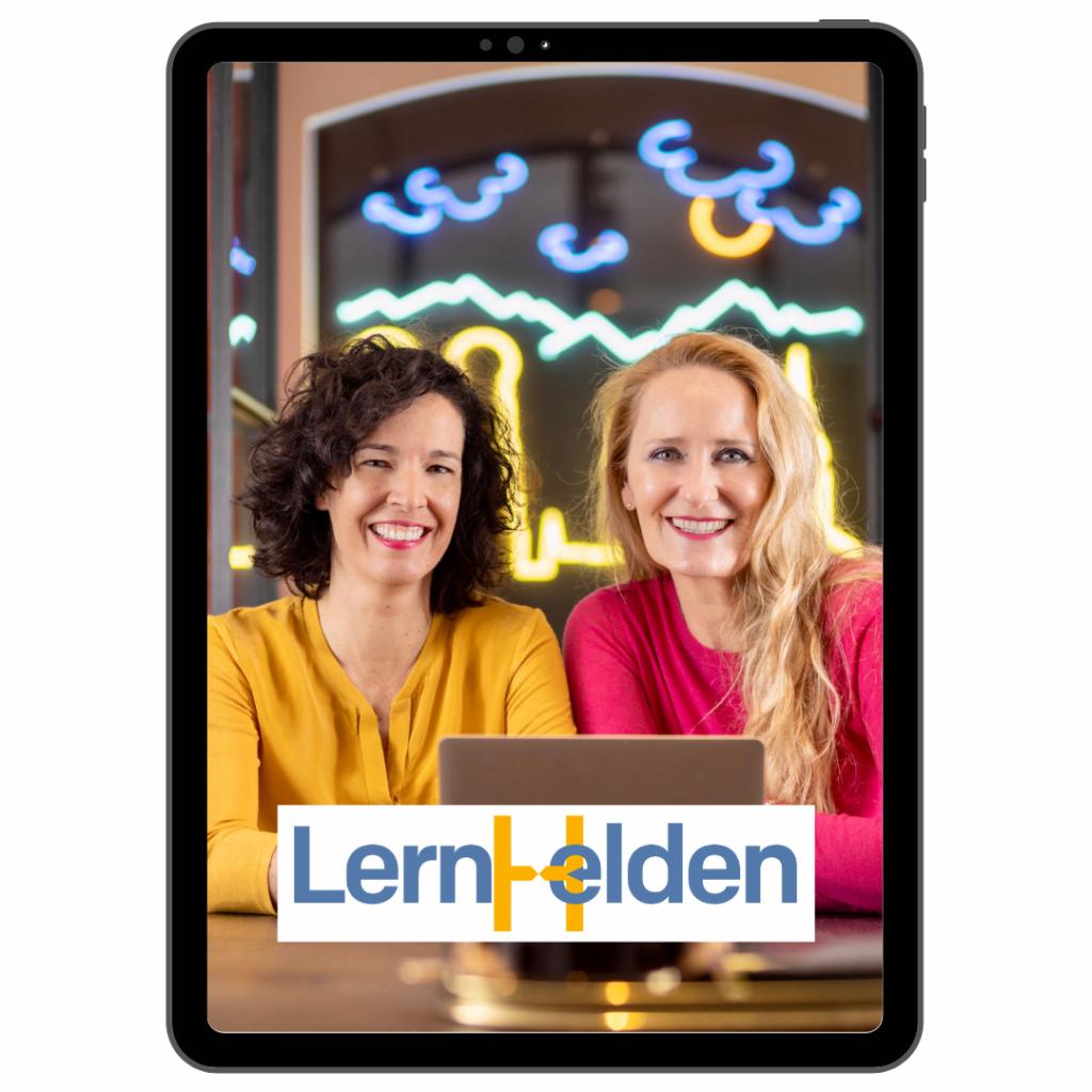 Katja Pischel & Regine Lang für die LernHelden.online