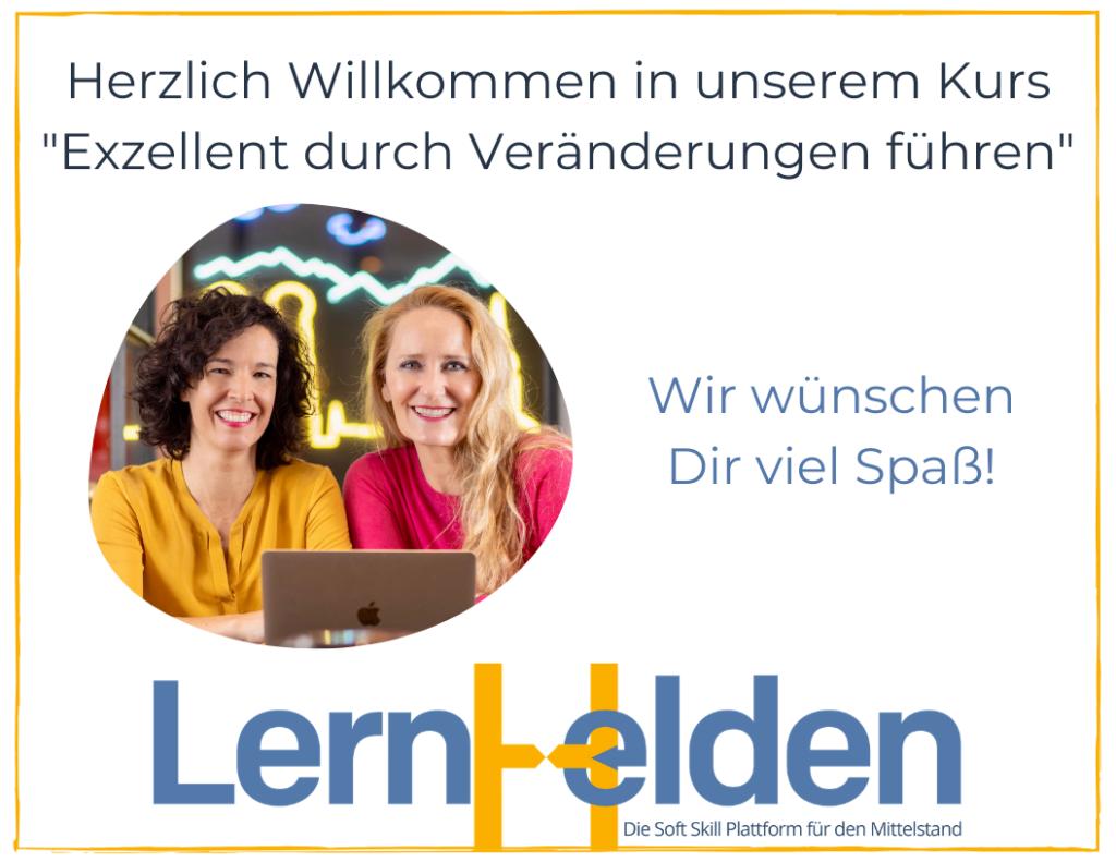 Exzellent-Durch-Veränderungen-führen, Katja Pischel & Regine Lang M.A.