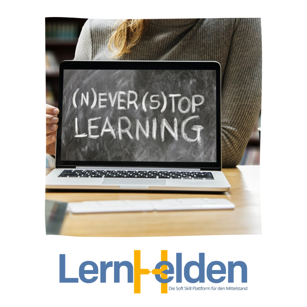 LernHelden.online Ever Top Learning - never stop Learning