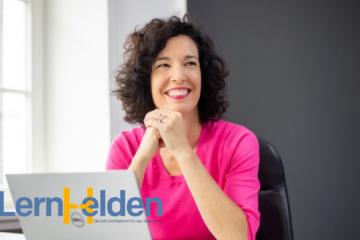 Katja Pischel, Gründerin LernHelden.online Expertin für Personal Branding, Führung und Kulturveränderung